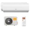 Aire acondicionado 2x1 ICELUXE Amber 2000+2000 frigorías/calorías
